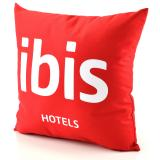 Branded Cushions with 1 Colour Logo Print