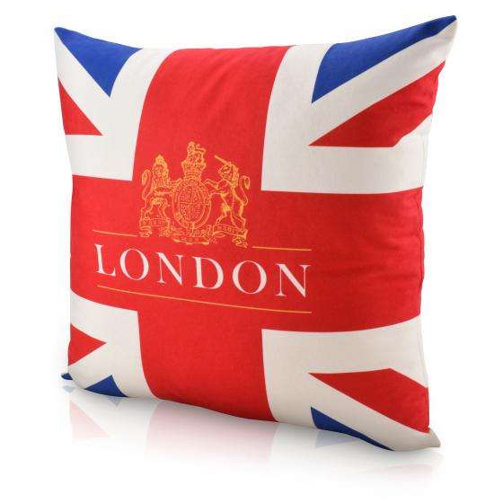Full Colour Branded Logo Cushions