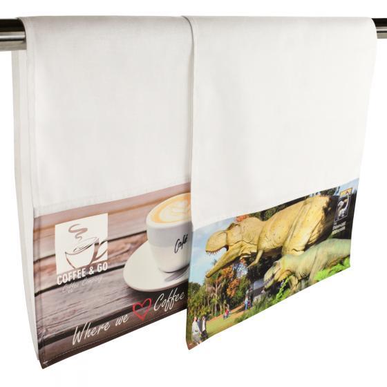 Tea Towel with Full Colour Print