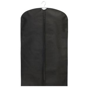Low-cost Suit and Garment Carriers made to order - shown here with a zip option