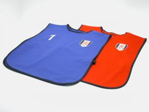 Sports Bibs Made to order in the UK