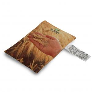 Logo Printed Heat Pack Wheat Bag - Small Hand & Face Size