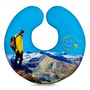Promotional Travel Pillows - U-Shaped Neck Pillow